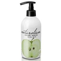 Naturalium Fruit Pleasure Loción Corporal Manzana Verde, 370 ml