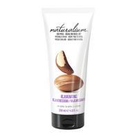 Naturalium Nuts Mascarilla Capilar Rejuvenecedora con Argán y Nuez de Brail, 200 ml