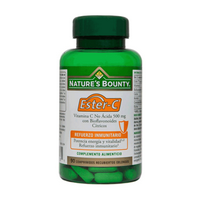 Nature`s Bounty Ester-C, 90 comprimidos | Farmaconfianza