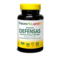 Nature's Plus Express Defensas, 30 cápsulas|Farmaconfianza