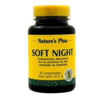 Natures Plus Soft Night, 30 comprimidos