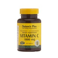 Nature's Plus Vitamina C 1000mg, 60 comprimidos