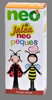 Neo Peques Jalea Real 14 viales de 10 ml.