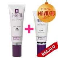 Neoretin Pack Discrom Gel Crema SPF50 40 ml + Sérum Booster, 30 ml ! Farmaconfianza