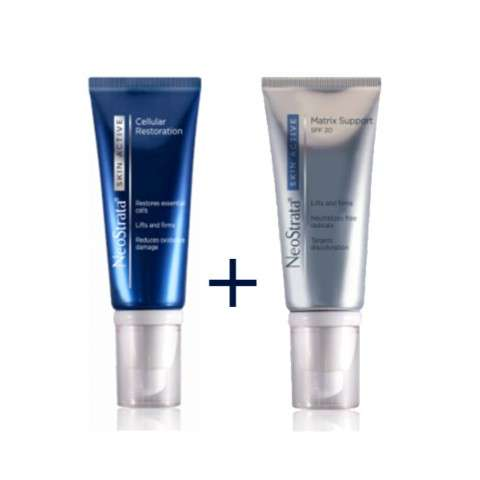 NeoStrata Pack Oferta Skin Active Matrix Support SPF30 50 ml + SkinActive Cellular Restoration, 50 ml