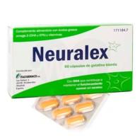 Neuralex Complemento Alimenticio, 60 cápsulas|Farmaconfianza