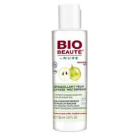 Bio Beauté by Nuxe Agua Desmaquillante de Ojos Bifásico Waterproof, 125 ml|Farmaconfianza