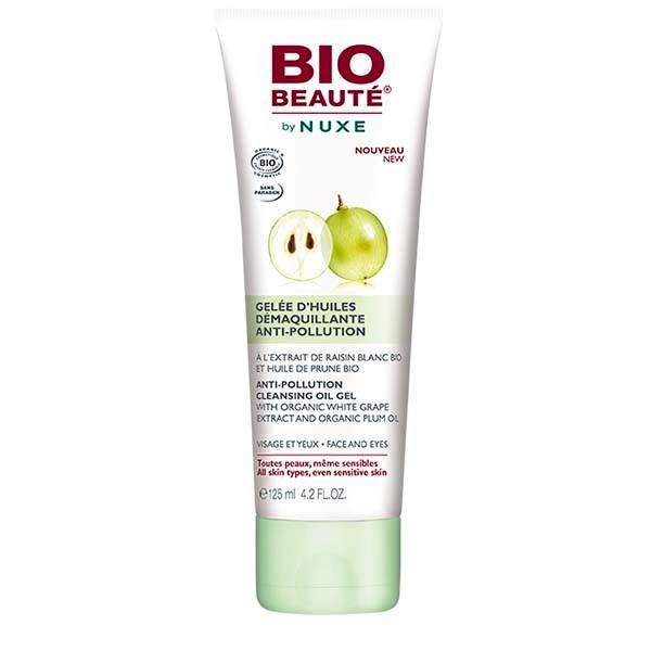 Bio Beauté by Nuxe Gel Desmaquillante Anti-Contaminación, 125 ml|Farmaconfianza