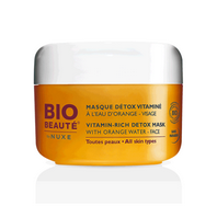 BIO BEAUTÉ by NUXE Mini Mascarilla Detox con Agua de Naranja, 15 ml