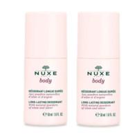 Nuxe Body DUPLO Desodorante Larga Duración 2ª ud -50% ! Farmaconfianza