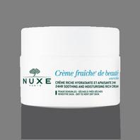 NUXE Crema Fraîche de Belleza Enriquecida, 50 ml