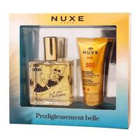 Nuxe Cofre Oferta Huile Prodigieuse 100 ml + REGALO Nuxe Sun SPF50