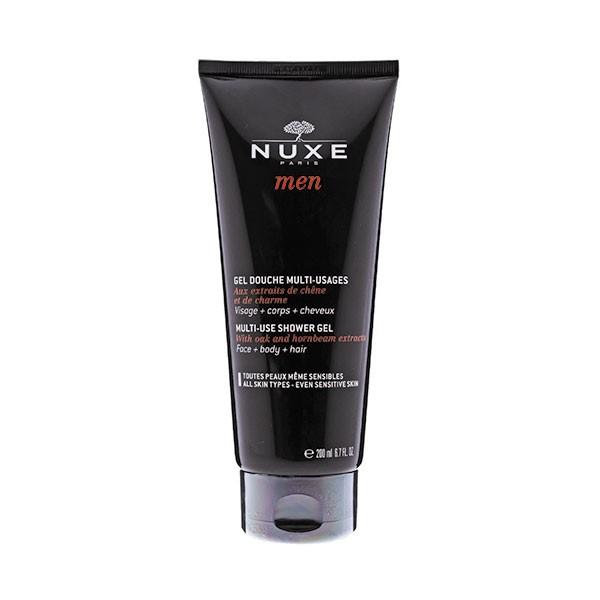 NUXE Men Gel de Ducha multi-usos, 200 ml