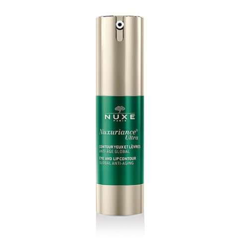 NUXE Nuxuriance Ultra Contorno de Ojos y Labios Antiedad Global, 15 ml.
