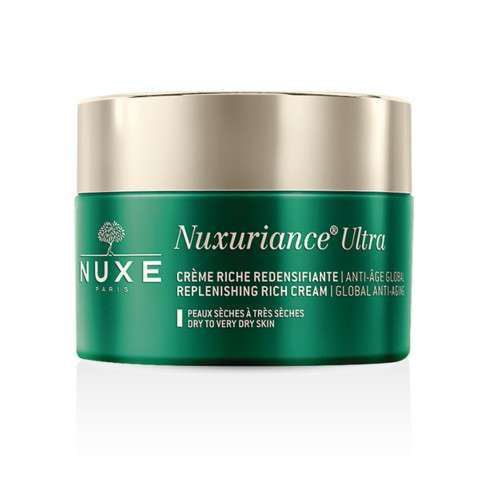 NUXE Nuxuriance Ultra Crema Rica Redensificante Antiedad Global, 50 ml.