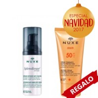 Nuxe Pack Sérum Splendieuse + REGALO Crema Fundente Rostro SPF50