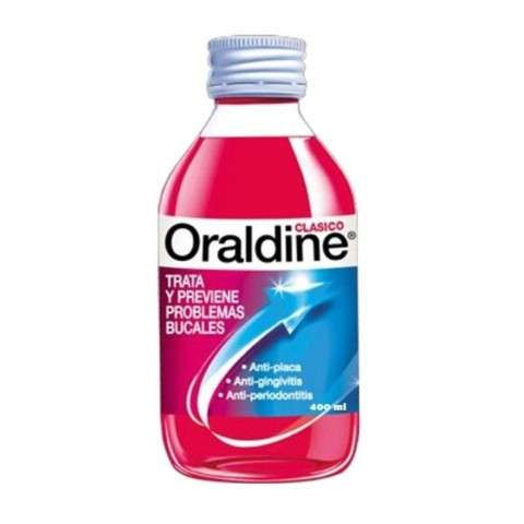 Oraldine® Clásico, 400 ml