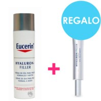 Eucerin Hyaluron Filler Pack Crema Piel Normal / Mixta 50ml + Contorno de Ojos 15ml