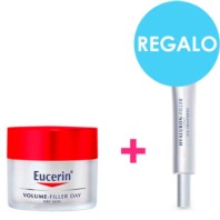 Pack Eucerin Volume Filler Crema Piel Seca 50ml + Contorno de Ojos 15ml