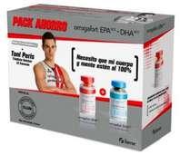 Om3gafort pack ahorro EPA + DHA 600 mg 60 capsulas