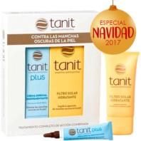 Pack Tanit Filtro Solar Hidratante + Tanit Plus Crema Especial Despigmentante Farmaconfianza