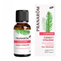 Pranarom Aceites Esenciales para Difusor Fuerza y Vitalidad BIO | Farmacia Online