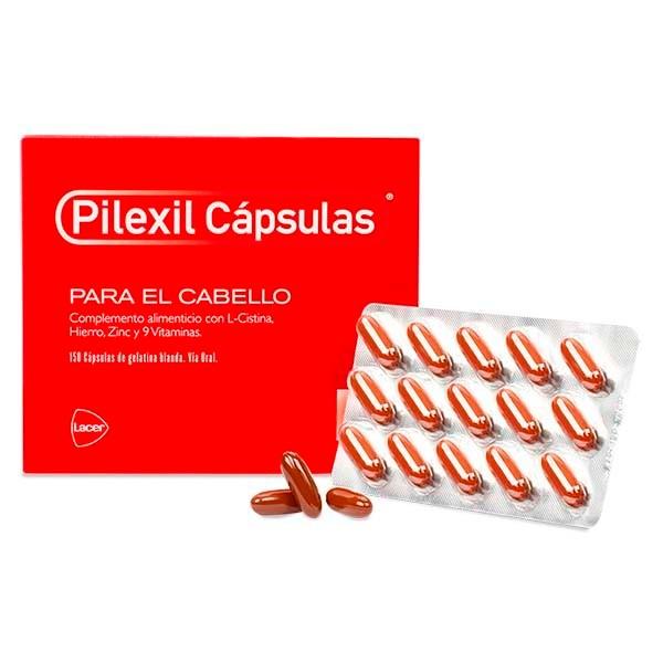 Pilexil Cabello 150 Cápsulas|Farmaconfianza