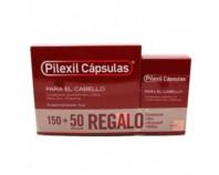 Pilexil Pack Cápsulas Anticaída Cabello 150 Cápsulas + REGALO 50 Cápsulas