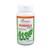 Plantapol Moringa Forte 500 mg 60 cápsulas | Farmaconfianza