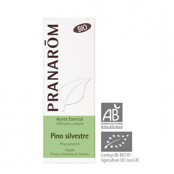 Pranarom Aceite Esencial de Pino Silvestre Bio | Farmaconfianza | Farmacia Online