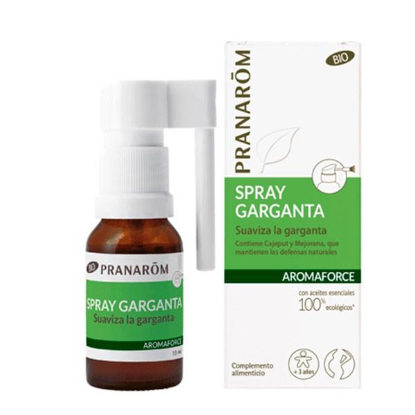 Pranarom Aromaforce Spray de Garganta   Farmaconfianza   Farmacia Online