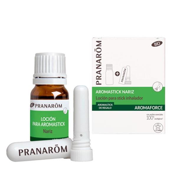 Pranarom Aromastick Loción + Stick Inhalador Nariz | Farmaconfianza | Farmacia Online
