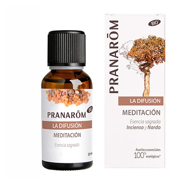Pranarom Difusión Meditación Aceites Esenciales | Farmaconfianza | Farmacia Online