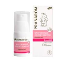 Pranarom PranaBB Spray Masaje Confort Digestivo | Farmaconfianza | Farmacia Online