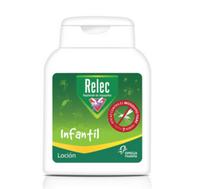 Relec Antimosquitos Loción Infantil, 125 ml|Farmaconfianza