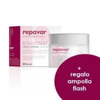 Comprar Online Repavar Crema Regeneradora Antiedad Pieles Secas, 50 ml. | Farmaconfianzacon REGALO ampolla flash