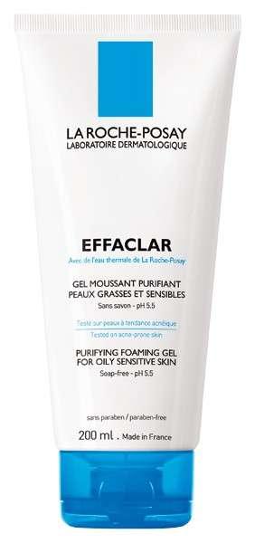 La Roche-Posay Effaclar Gel Purificante, 200 ml