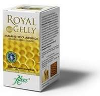 Aboca Royal Gelly Bio Jalea Real Fitoconcentrado, 40 tabletas
