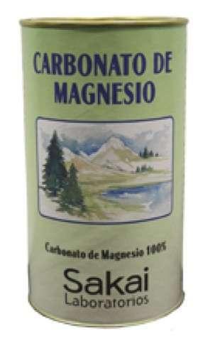SAKAI Carbonato de Magnesio, 160 g