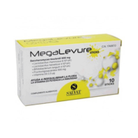 Salvat Megalevure, 10 sticks | Farmaconfianza