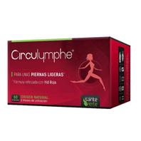 Santé Verte Circulymphe Piernas Ligeras, 60 comprimidos