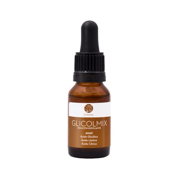 Segle Clinical Glicolmix Serum, 15 ml.