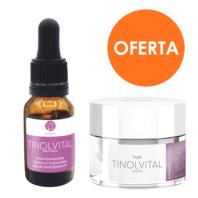 Segle Clinical Sérum Tinolvital 15 ml + REGALO Crema Tinolvital 50 ml Kit Age Plus 40