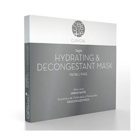 Segle Clinical Mascarilla Hidratante Descongestionante, pack 6