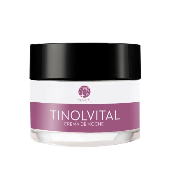 Segle Clinical Tinolvital Crema Antienvejecimiento, 50 ml | Farmaconfianza