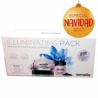 Sensilis Illuminating Pack, Crema de Día 50 ml + Peeling Negro 30 gr|Farmaconfianza