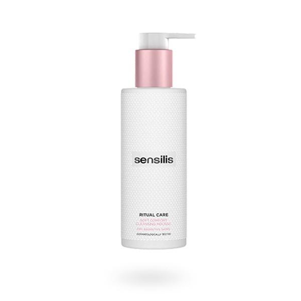 sensilis-ritual-care-mousse-limpiadora-confort-400-ml|Farmaconfianza