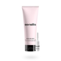 Sensilis Skin Delight Crema de Noche 75 ml + 4 Viales x 2 ml|Farmaconfianza