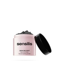Sensilis Skin Delight Peeling Negro Revitalizante, 75ml|Farmaconfianza
