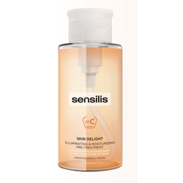 Sensilis Skin Delight Vitamina C Esencia Pre-Tratamiento | Farmaconfianza